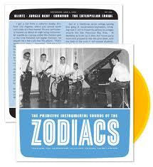ZODIACS-THE PRIMITIVE INSTRUMENTAL SOUNDS OF THE 7 INCH *NEW*