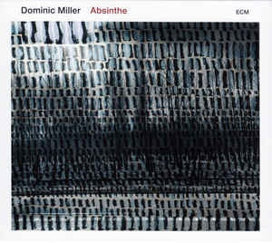 MILLER DOMINIC-ABSINTHE CD *NEW*