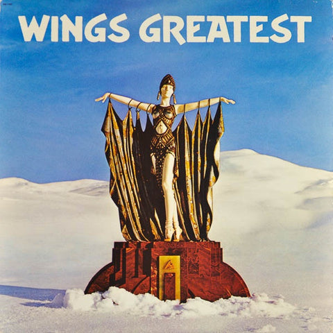 WINGS-WINGS GREATEST CD G