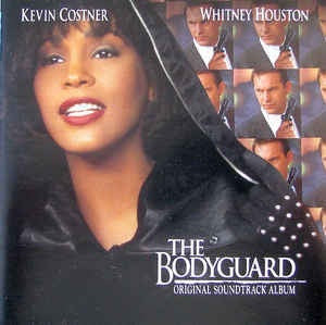 BODYGUARD THE-ORIGINAL SOUNDTRACK CD VG