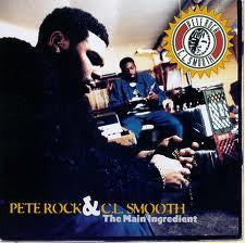 ROCK PETE & C.L. SMOOTH-THE MAIN INGREDIENT 2LP *NEW*