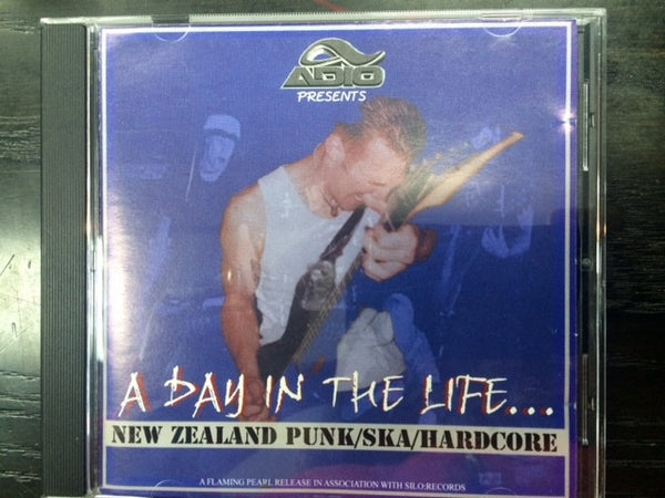 A DAY IN THE LIFE-NZ PUNK SKA HARDCORE CD VG