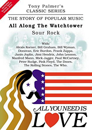 ALL YOU NEED IS LOVE-ALL ALONG THE WATCHTOWER: SOUR ROCK 2DVD VG