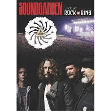 SOUNDGARDEN-LIVE AT ROCK AM RING DVD *NEW*