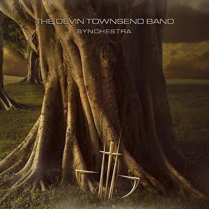 TOWNSEND DEVIN BAND THE-SYNCHESTRA CD VG
