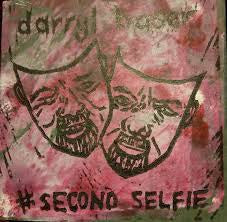 BASER DARRYL-SECOND SELFIE CD *NEW*