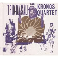 TRIO DA KALI & KRONOS QUARTET-LADILIKAN CD *NEW*