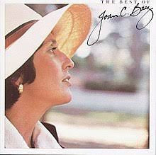 BAEZ JOAN-THE BEST OF JOAN C. BAEZ LP VG+ COVER VG+