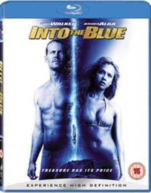 INTO THE BLUE BLURAY VG+