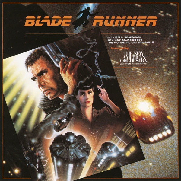BLADE RUNNER-THE NEW AMERICAN ORCHESTRA CD G