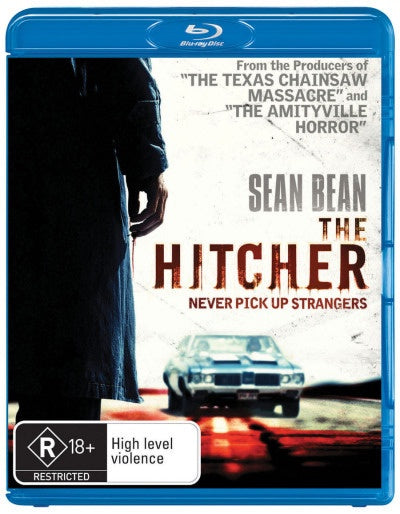 HITCHER BLURAY VG+