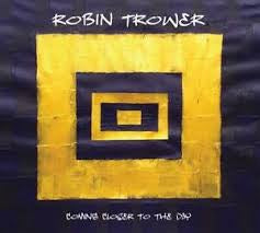 TROWER ROBIN-COMING CLOSER TO THE DAY CD *NEW*