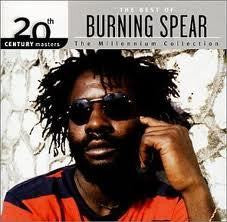 BURNING SPEAR-BEST OF 20TH CENTURY MASTERS CD *NEW*