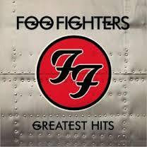 FOO FIGHTERS-GREATEST HITS CD VG