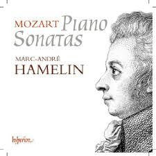 MOZART-PIANO SONATAS HAMELIN 2CD *NEW*