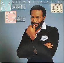 GAYE MARVIN-MOTOWN REMEMBERS LP VG COVER VG+