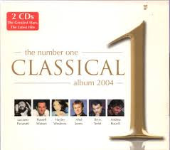 NUMBER ONE CLASSICAL ALBUM 2004-VARIOUS ARTISTS 2CD NM