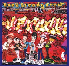 "ROCK STEADY CREW-UPROCK 12"" VG COVER VG+"