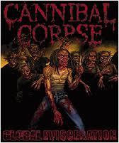 CANNIBAL CORPSE-GLOBAL EVISCERATION DVD VG