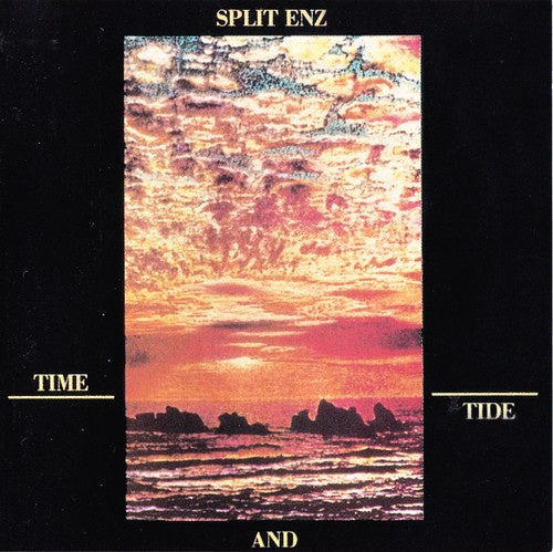 SPLIT ENZ-TIME AND TIDE CD VG