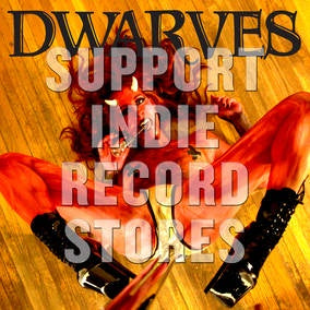 "DWARVES-LUCIFER'S CRANK CLEAR VINYL 12"" *NEW*"