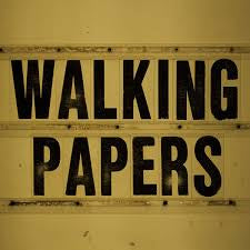 WALKING PAPERS-WP2 CD *NEW*