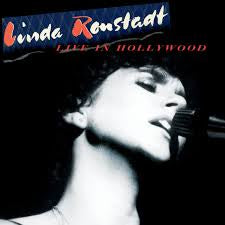 RONSTADT LINDA-LIVE IN HOLLYWOOD LP *NEW*