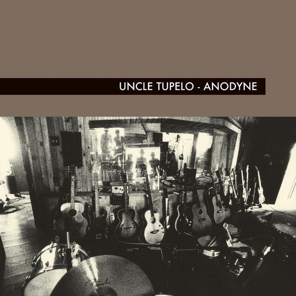 UNCLE TUPELO-ANODYNE CLEAR VINYL LP *NEW*
