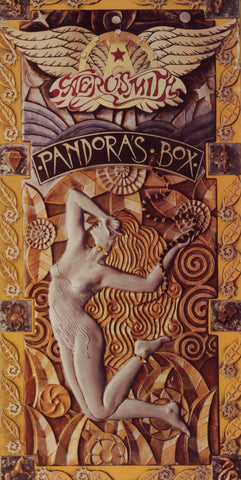 AEROSMITH-PANDORA'S BOX 3CD BOXSET VG+