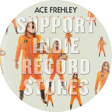 FREHLEY ACE-SPACEMAN PICTURE DISC LP *NEW*