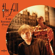 FALL THE-I AM KURIOUS ORANJ LP ORANGE VINYL LP *NEW*