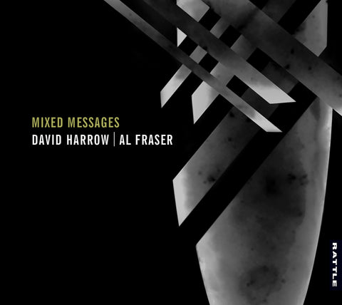 HARROW DAVID & AL FRASER-MIXED MESSAGES CD *NEW*