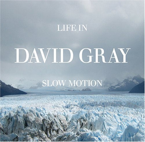 GRAY DAVID-LIFE IN SLOW MOTION CD VG