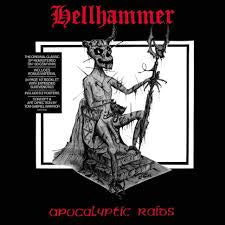 "HELLHAMMER-APOLALYPTIC RAIDS 12"" EP *NEW*"