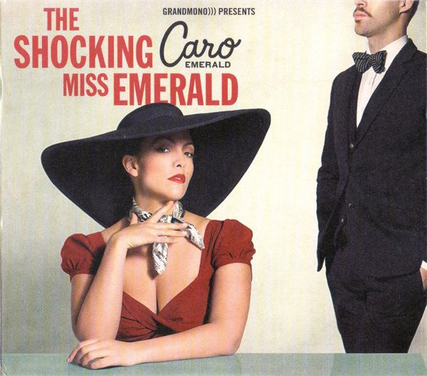 EMERALD CARO-THE SHOCKING MISS EMERALD CD *NEW*