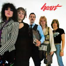 HEART-GREATEST HITS/ LIVE 2LP NM COVER VG+
