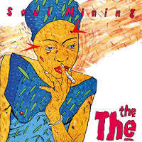 THE THE-SOUL MINING LP VG COVER VG+