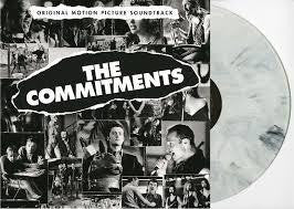 COMMITMENTS THE-OST 25TH ANNIVERSARY LTD EDITION LP *NEW*