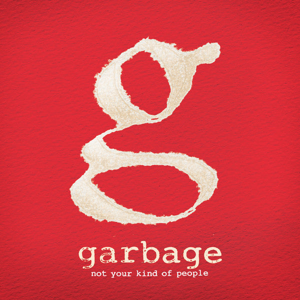 GARBAGE-NOT YOUR KIND OF PEOPLE CD VG