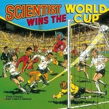 SCIENTIST-WINS THE WORLD CUP LP *NEW*
