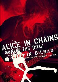 ALICE IN CHAINS-MAN IN THE BOX DVD *NEW*