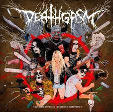DEATHGASM-OST VARIOUS ARTISTS 2LP *NEW*