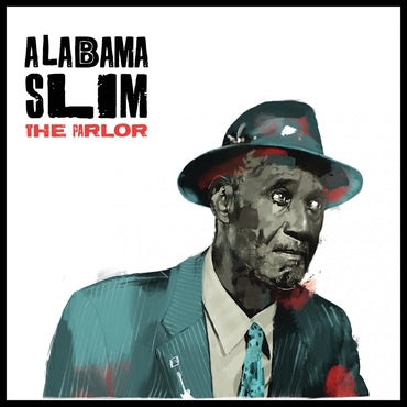 ALABAMA SLIM-THE PARLOR LP *NEW*
