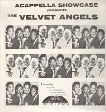 VELVET ANGELS THE-ACAPPELLA SHOWCASE PRESENTS LP *NEW*