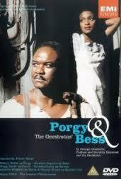 PORGY AND BESS DVD REGION UNKNOWN G
