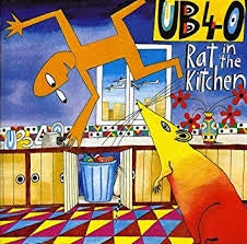 UB40-RAT IN THE KITCHEN LP EX COVER VG+