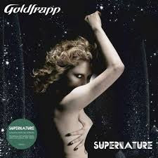 GOLDFRAPP-SUPERNATURE GREEN VINYL LP *NEW*