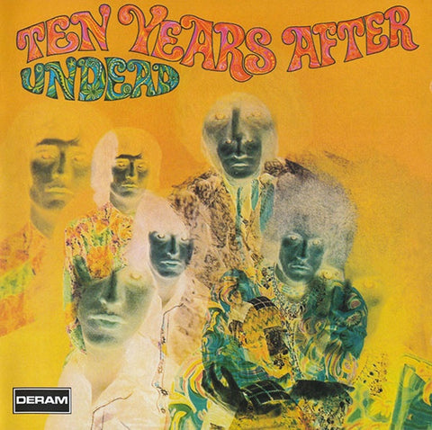 TEN YEARS AFTER-TEN YEARS AFTER UNDEAD CD *NEW*