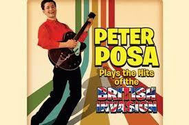 POSA PETER-PLAYS THE HITS OF THE BRITISH INVASION CD *NEW*