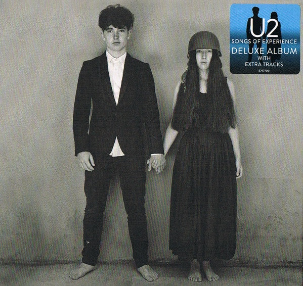 U2-SONGS OF EXPERIENCE DELUXE CD  *NEW*